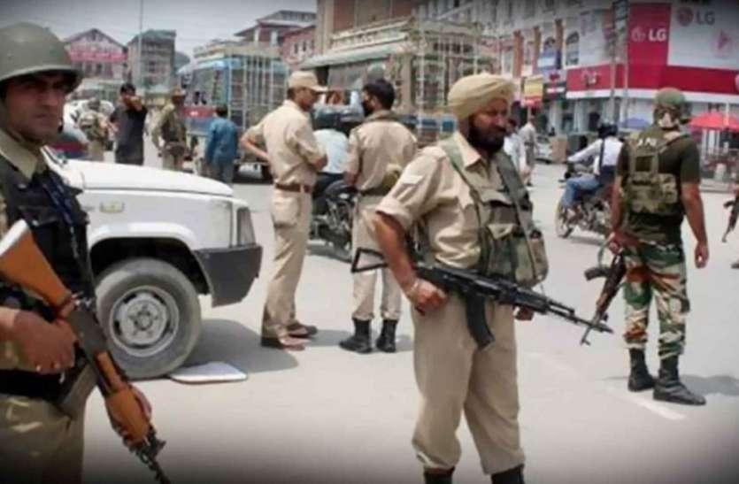 Jammu-Kashmir Police Busted Terrorist Module, 5 Arrested - जम्मू-कश्मीर  पुलिस ने किया आतंकी माड्यूल का पर्दाफाश, 5 गिरफ्तार | Patrika News