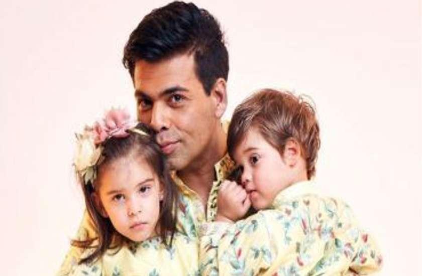 करण जौहर के 3 साल के बेटे ने उड़ाया अपने पिता का मजाक, उन्हें बुलाया जोकर...