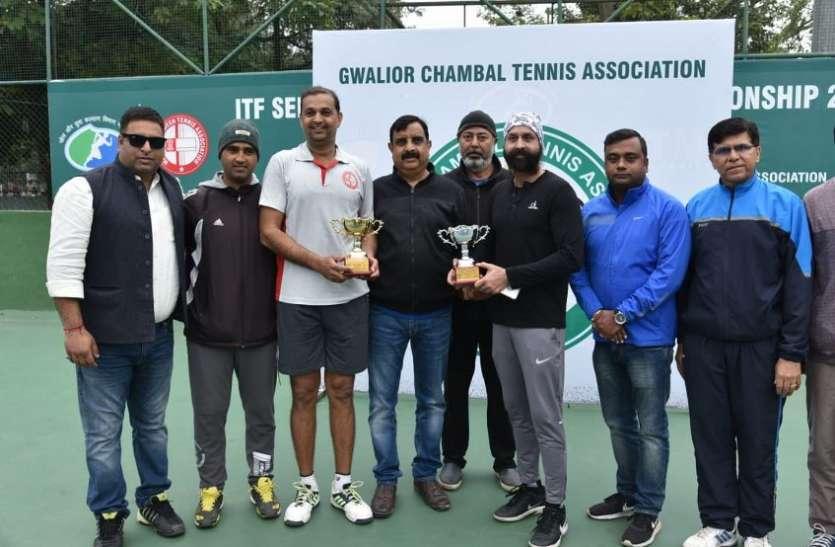 रोहित और स्वर्णदीप चैम्पियन बने