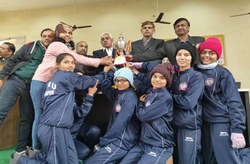 पुरुष वर्ग में ग्वालियर, महिला वर्ग में इंदौर चैम्पियन