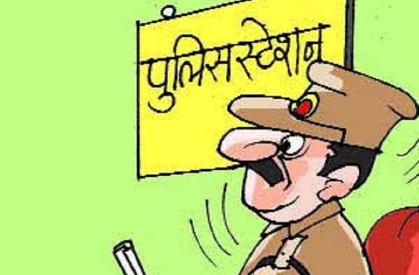 अयोध्या पुलिस 18 माह के मासूम पर भैंस चोरी का मुकदमा दर्ज कर गिरफ्तार करने पहुंची घर