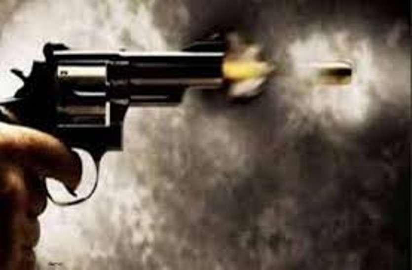 Breaking news : Firing जोधपुर के मान जी का हत्था क्षेत्र में कार के कांच फोड़े
