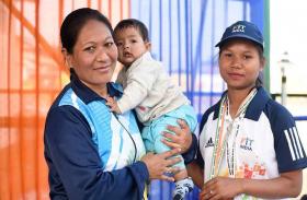 मालकिन की दरियादिली ने संवारा जिनू का जीवन, Khelo India Youth Games 2020 में जीता कांस्य
