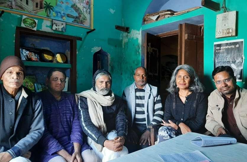 गुपचुप तरीके से अयोध्या पहुंची सुनीता विश्वनाथन ने किया NRC का विरोध