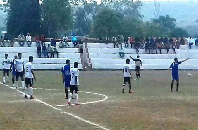 हरियाणा और जम्मू-कश्मीर की टीम ने जीते मैच
