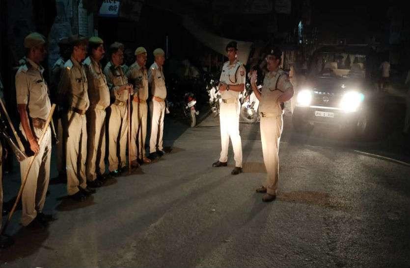 एक्शन में जयपुर पुलिस: 40 जगह एक साथ दबिश देकर की कार्रवाई, 22 लोगों को पकड़ा