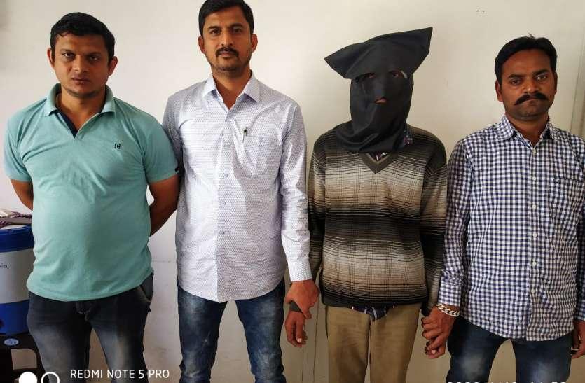 MURDER ACCUSED : मुख्य आरोपी भगवान सिंह भी सूरत में छिपा था, पकड़ा गया