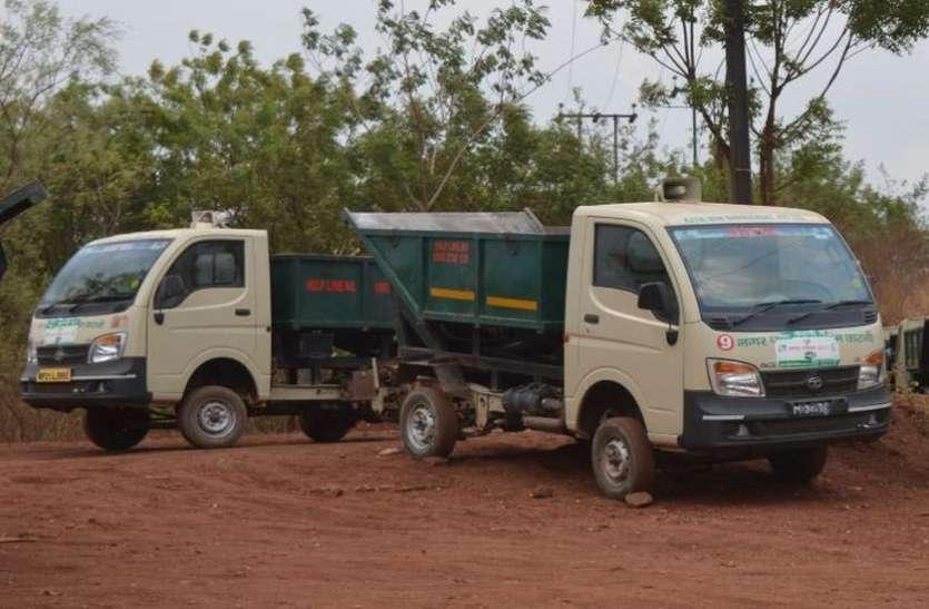 रोजाना कचरा उठाने की गाड़ी नहीं आने को उपभोक्ता मंच ने माना सेवादोष, नगर निगम पर दस हजार रुपए जुर्माना