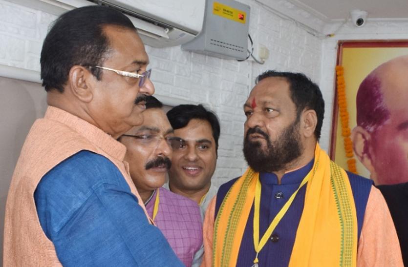 आसान नहीं है ओडिशा BJP अध्यक्ष समीर महंति की राह, सामने हैं यह कठिनाइयां