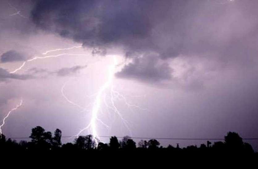 Weather Alert: 21 जनवरी को बारिश और ओलावृष्टि की चेतावनी जारी, इन शहरों में होगी झमाझम बारिश