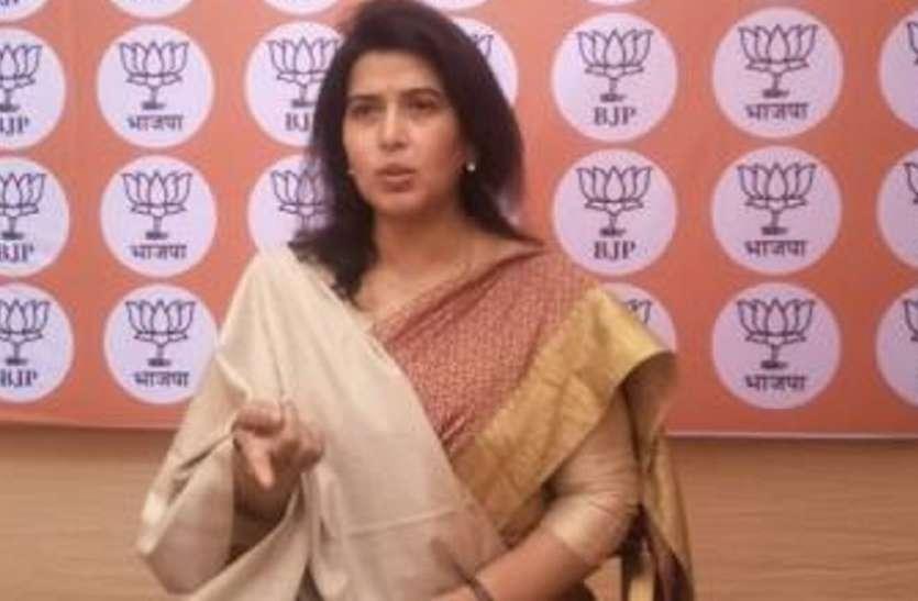 निर्भया केस: आम आदमी पार्टी के इशारे पर बयान दे रहीं इंदिरा जयसिंह : भाजपा