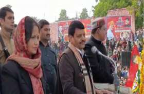 शिवपाल ने दिए प्रदेश में नए राजनैतिक संकेत, अखिलेश यादव के सवाल पर बोले
