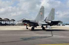 तंजावुर से चीन के हरकतों पर रहेगी नजर, Sukhoi- 30 MKI एयरक्राफ्ट तैनात