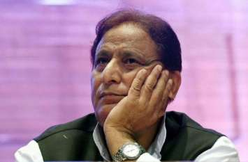 सपा सांसद आजम खान को फिर बड़ा झटका, योगी सरकार को वापस करनी होगी 100 बीघा जमीन