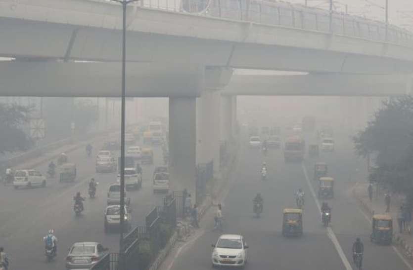 दिल्ली में छाया घना कोहरा,अगले दो दिन खराब रहेगा मौसम
