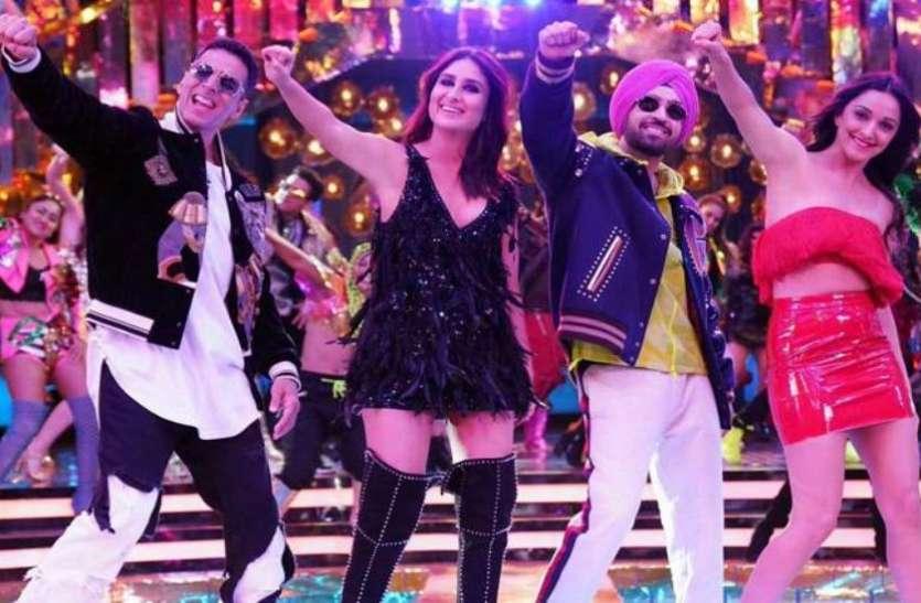 अक्षय कुमार की फिल्म 'गुड न्यूज' ने लगाई डबल सेंचुरी, किया 200 करोड़ का कलेक्शन