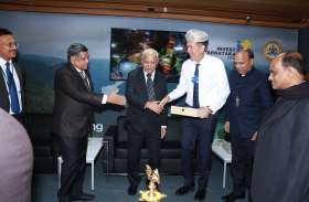 कर्नाटक ने सेन्टर फोर इंटरनेट आफ एथिकल थिग्स अनुबंध पर किए हस्ताक्षर