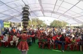 रंगारंग कार्यक्रम के साथ मनाया राष्ट्रीय टीकाकरण दिवस