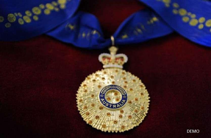 किरण मजूमदार शॉ को ऑर्डर ऑफ ऑस्ट्रेलिया सम्मान