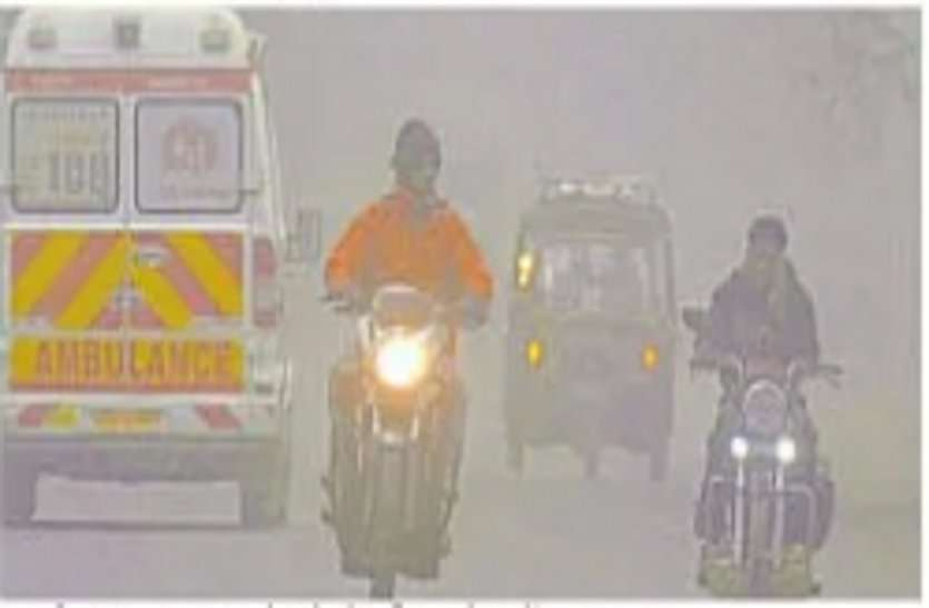 Fog : weather forecast