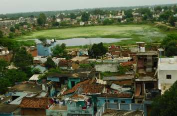 खो गए शहर के 325 तालाब, प्रशासन कर रहा तलाश