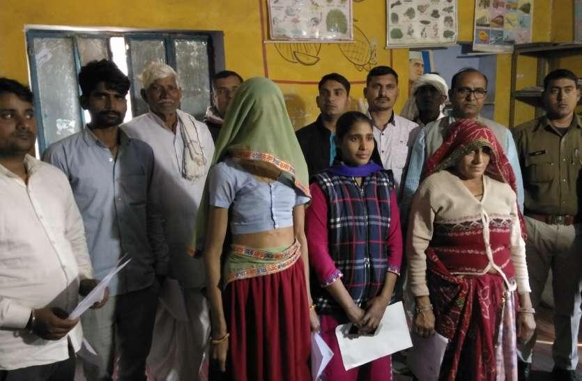 पंचायत चुनाव में जयपुर जिले की बीए—बीएड बेटी के आगे चुनावी राजनीति गौण, 26 साल की बेटी को निर्विरोध चुना सरपंच