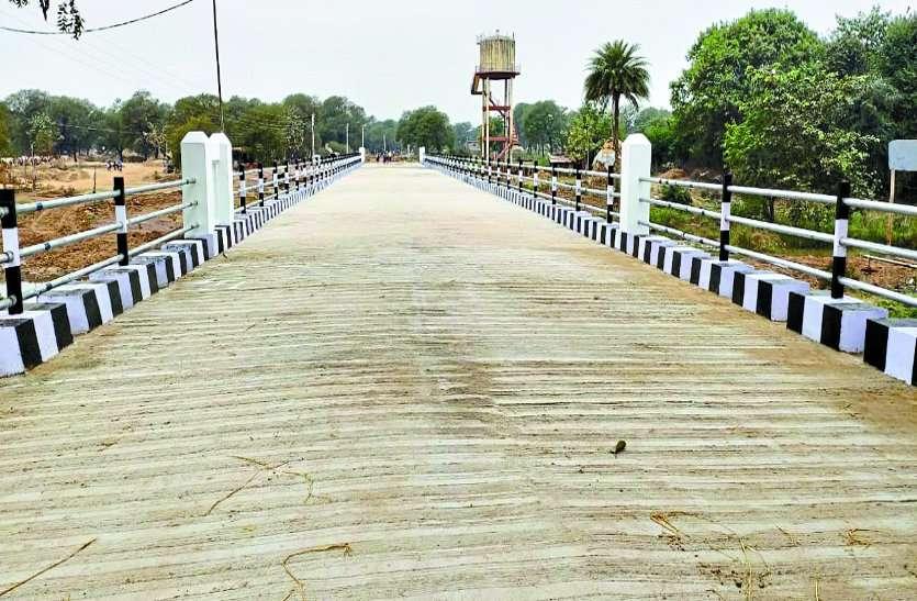 प्रधानमंत्री सड़क योजना के अंतर्गत निर्माणाधीन 15 पुल-पुलियों का 80 फीसदी काम पूरा, अप्रैल में हो सकता है लोकार्पण