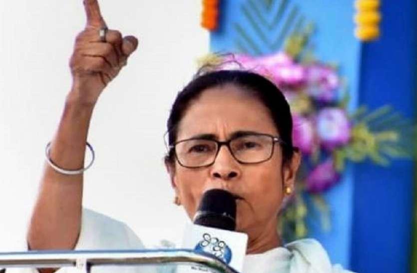 बंगाल की सीएम ममता बनर्जी ने किस बात पर दी अमित शाह को चुनौती