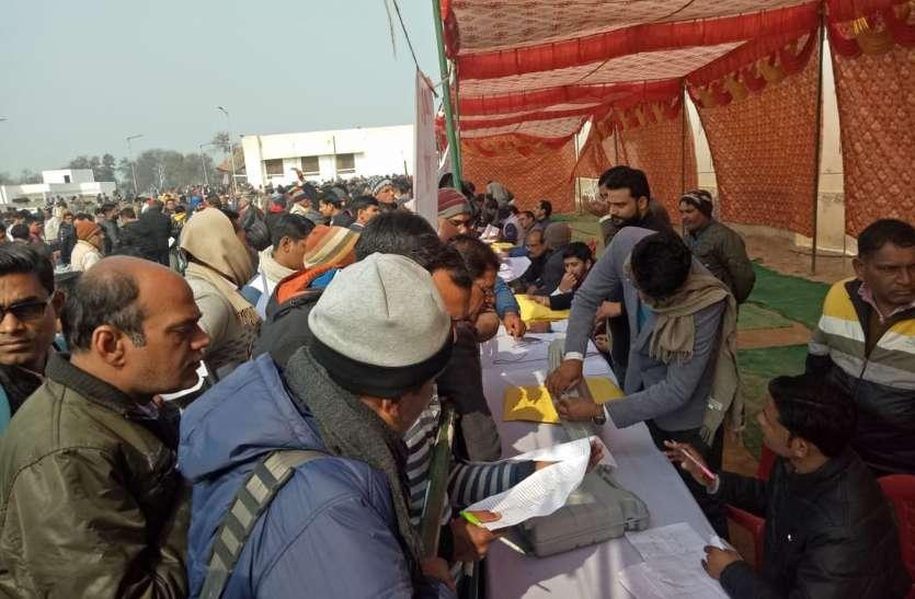 नाम वापसी के बाद पीलीबंगा में 179 और हनुमानगढ़ में 209 प्रत्याशी सरपंच पद के लिए चुनावी मैदान में