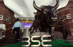 दीपावली से एक दिन पहले शेयर बाजार में उठापठक, सेंसेक्स मामूली बढ़त के साथ बंद