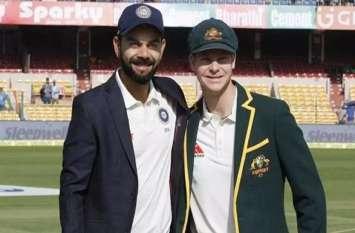 स्टीव स्मिथ ने टीम इंडिया के कप्तान विराट कोहली की जमकर तारीफ की, बोले- वह सारे रिकॉर्ड तोड़ देंगे