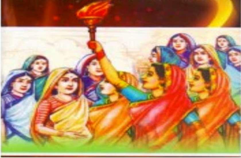 नारी को भी नर के समतुल्य बनने और अपनी प्रतिभा का परिपूर्ण परिचय देने का अधिकार है- भगवती देवी शर्मा
