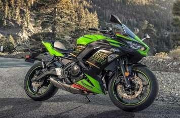 भारत में पेश हुई BS6 Kawasaki Ninja 650, नये लुक के साथ मिलेगा नया इंजन