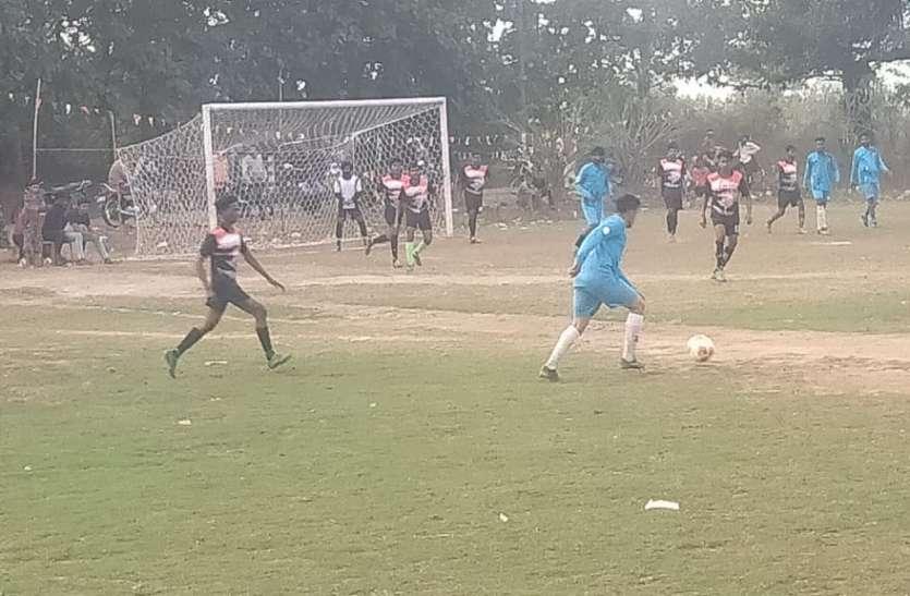 एसबीएम और इमानुएल क्लब उकवा ने जीता मैच
