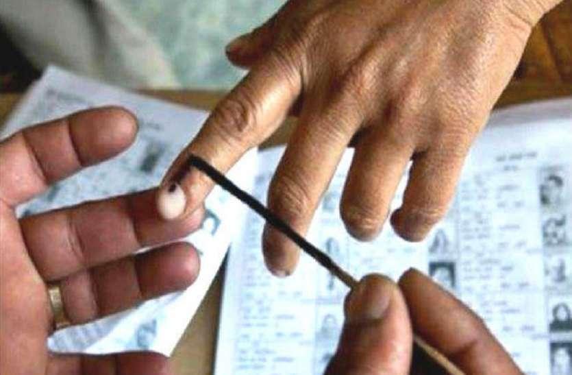 प्रदेश की तीन विधानसभाओं के लिए मतदान, प्रत्येक केंद्र पर थर्मल स्कैनर से मापा जाएगा तापमान