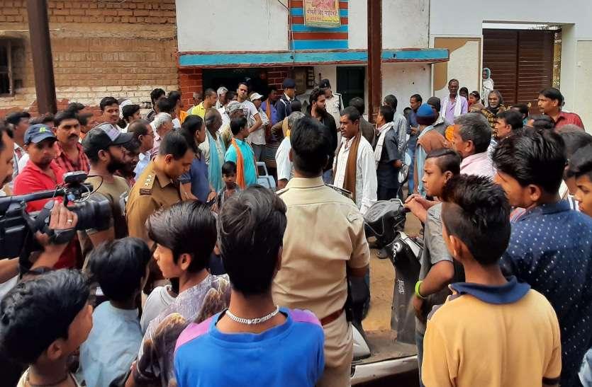 Raipur: Husband kills pregnant wife and innocent child