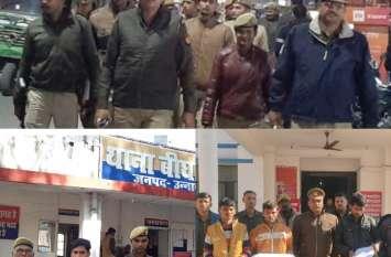 बड़े ब्रांड की नकल देशी सिलाई मशीन खपाने वाले गिरोह का हुआ पर्दाफाश, दो गिरफ्तार