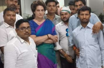 कांग्रेस की महासचिव प्रियंका गांधी ने किसानों की समस्याओं को जानने के लिये बनाई यह नई रणनीति,पार्टी के कार्यकर्ता पहुंचेगें किसानों के द्धार