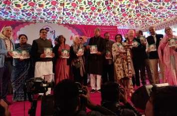 Jaipur Literature Festival 2020 का आगाज, सीएम गहलोत ने किया शुभारंभ
