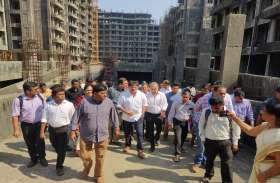 Maha Mhada News: 15 दिनों में पात्रा चॉल का मुद्दा हो साफ, गृह निर्माण मंत्री ने किया दौरा