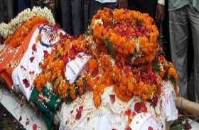 स्वतंत्रता संग्राम सेनानी शीतला प्रसाद सिंह का निधन