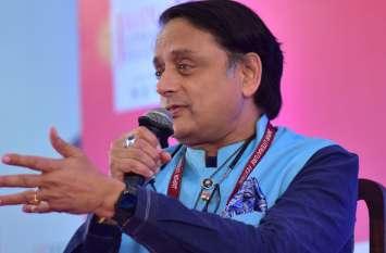 JLF 2020: शशि थरूर बोले, दो राष्ट्र की सोच सावरकर और हिन्दू महासभा की
