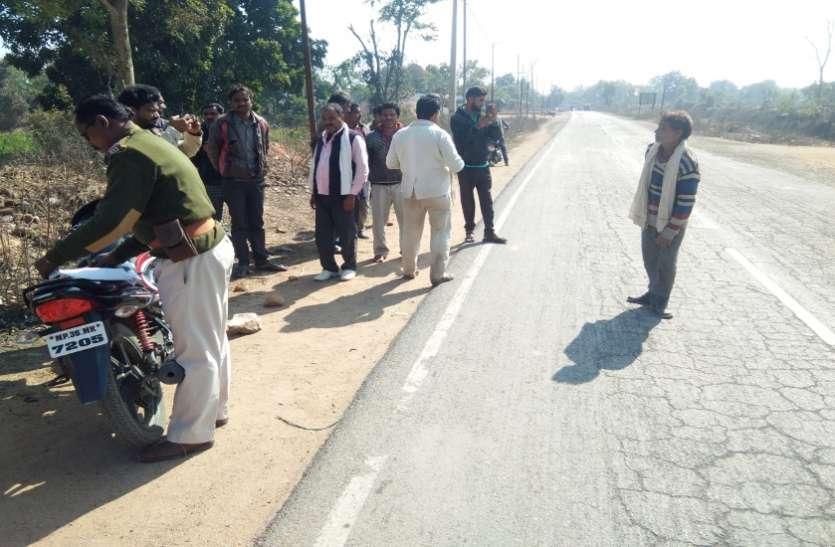 बाइक की भिडंत से युवक की मौत, पुलिस जुटी जांच में
