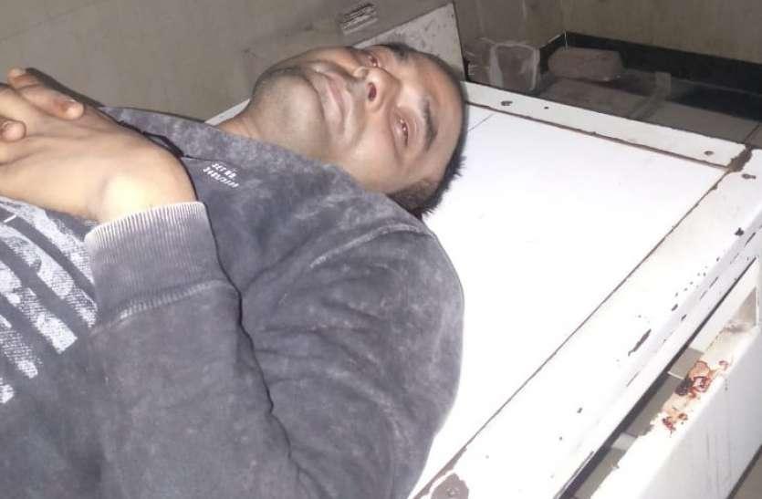 Bulandshahr: नशे में धुत सिपाही ने खुद को मार ली गोली