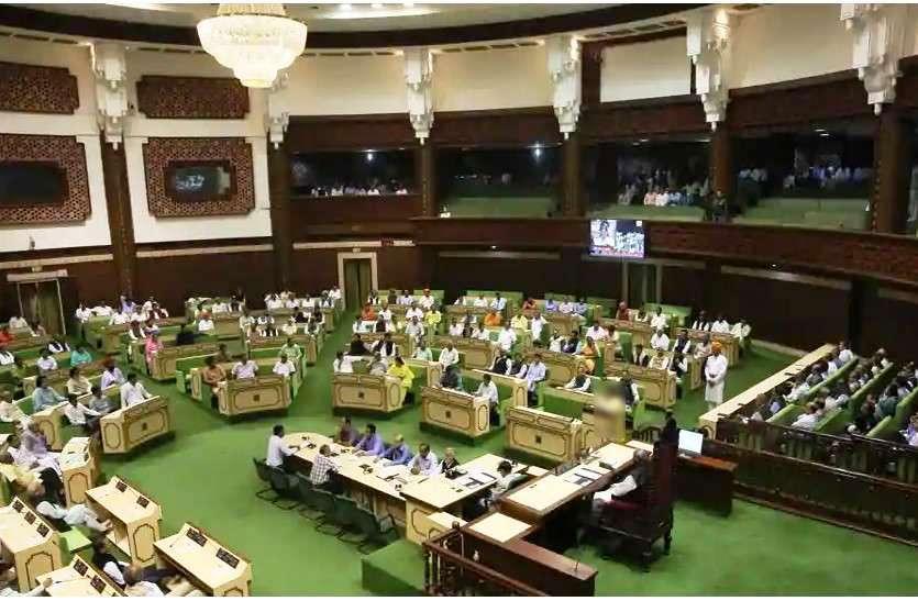 विधान सभा में विधायक लाहोटी का चिकित्सा मंत्री पर बडा हमला—कहा राजस्थान में कौन बेच रहा है नकली दवाईयां