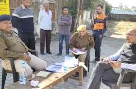 बांसवाड़ा : एएसपी सिंह घाटोल पहुंचे, बयान लेने के साथ अनुसंधान शुरू