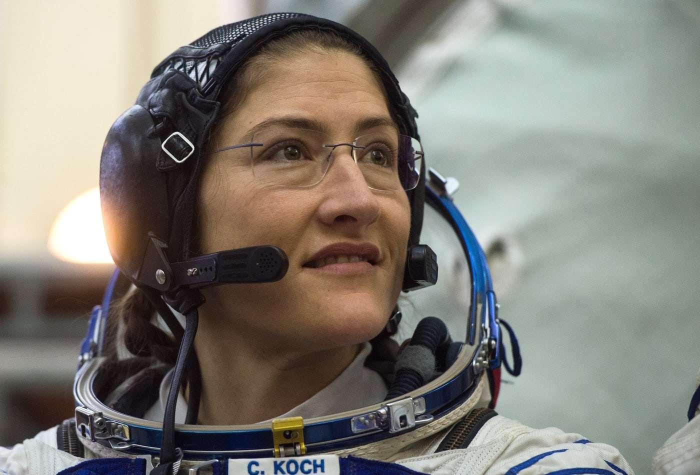 सबसे ज्यादा दिन अंतरिक्ष में रहने वाली महिला बनीं क्रिस्टिीना कोच