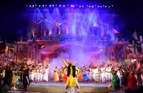 'लोकरंग' का हुआ आगाज,शानदार नृत्य-संगीत व नाट्य प्रस्तुतियों ने कला प्रेमियों का मन मोहा, देखें फोटो