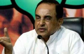 एयर इंडिया की बिक्री को सुब्रमण्यम स्वामी ने बताया राष्ट्र विरोधी, बोले- जाऊंगा सुप्रीम कोर्ट