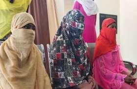 नाबालिग की आत्महत्या से दिल्ली में चल रहे संगीन अपराध का हुआ भंडाफोड़, तीन आदिवासी बच्चियों को पुलिस ने सलामत पहुंचाया घर